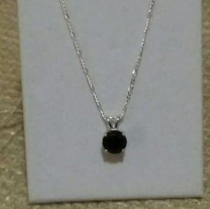 Jewelry - 2.25 Carat Sri Lanka Round Faceted Black Spinel